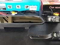 Rearview Mirror Reverse Camera Kits