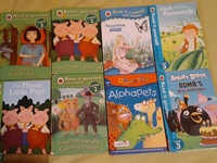 Level 2 story books