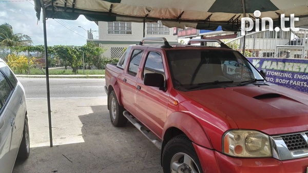 Nissan Frontier, 2009, TBY-5