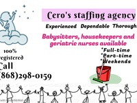 Cero's staffing agency