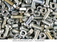Industrial nuts, bolts, screws, washer etc
