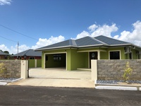 Munroe Road newly built home with 3 bedrooms