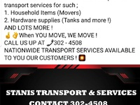 Stanis Transport Services