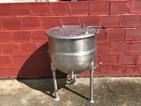 Commercial Steam Jacketed Kettle