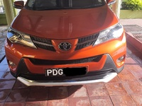 Toyota Other, 2015, PDG