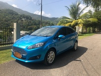 Ford Fiesta, 2014, PDC