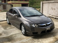 Honda Civic, 2011, PCR