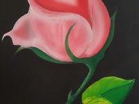Painting - The Rose