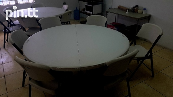 Table plus 6 Chairs Set-2