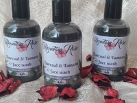 Charcoal and Tamanu face wash