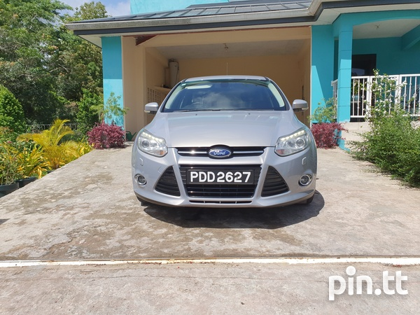 Ford Focus, 2014, PDD-6