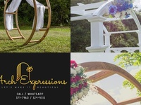 Arch Expressions - Arches and Backdrops