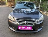Nissan Sylphy, 2016, Roll on Roll off