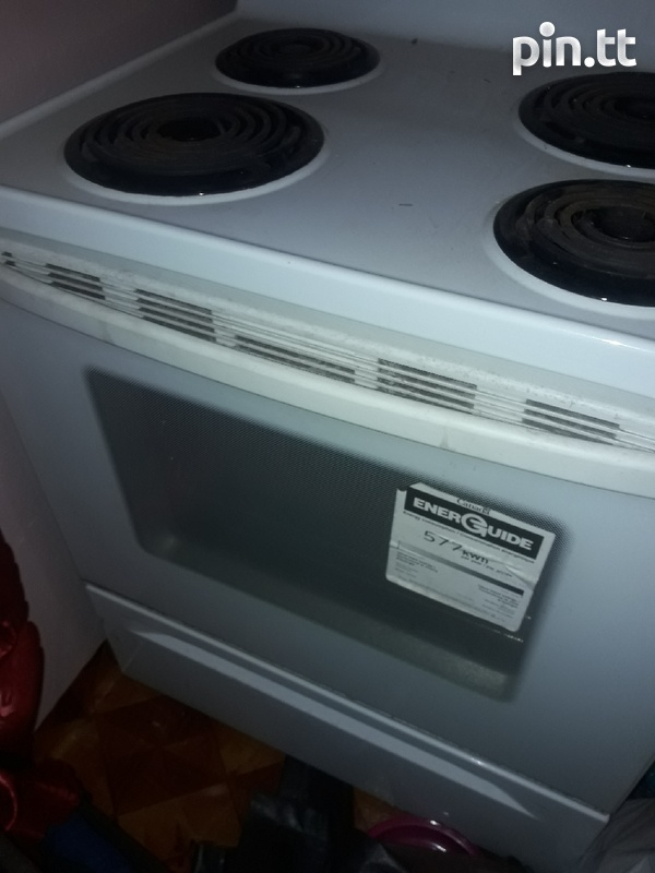 30 Electric stove-1
