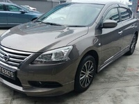 Nissan Sylphy, 2015, Ro Ro