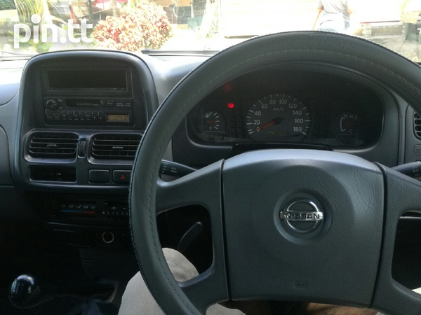 Nissan Frontier, 2006, TCB-5