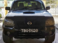 Nissan Frontier, 2002, TBO