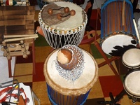 Drumming and Percussion Class