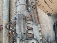 Nissan LD28 Diesel engine and OD vacuum typed Transmission.