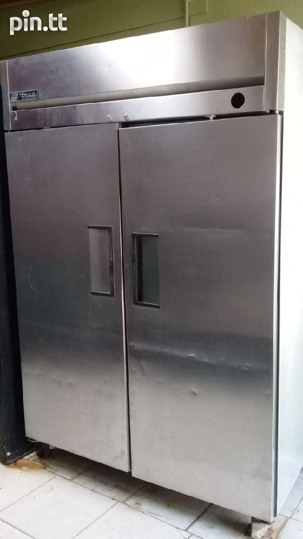 Commercial Freezer and Chiller-2