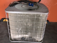 AC Compressor and Evaporator
