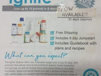 Weight management-Ignite