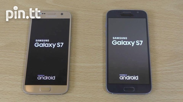 Pre owned Samsung S7-1