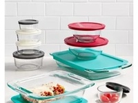 Pyrex sets and dinnerware