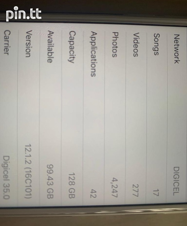 iPhone 7 128gigs-5