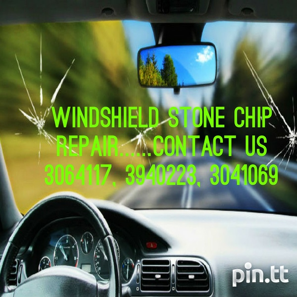 Windshield Long Crack And Chip Repair-2