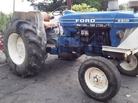 TAS Ford Wheel tractor 6610
