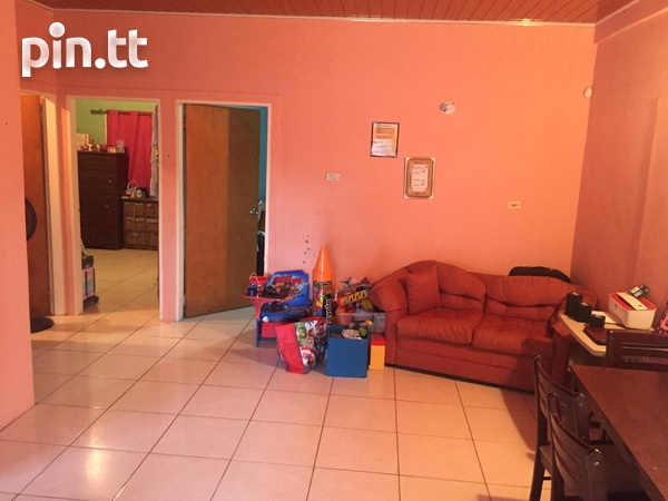 Roystonia, Couva house with 4 bedrooms-2