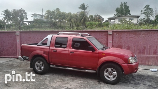 Nissan Frontier, 2009, TBY-1
