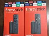 Firesticks with volume and power button