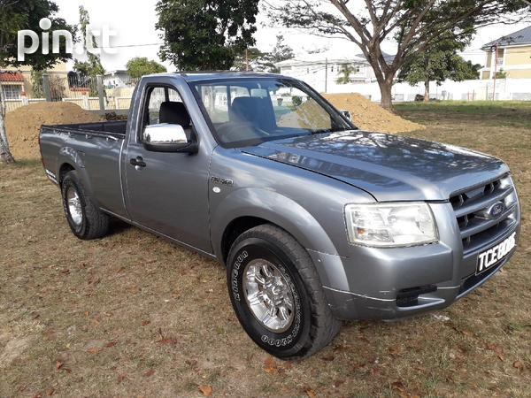 Ford Ranger, 2007, TCE-4