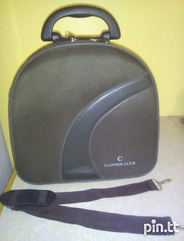 Clipper Club Overnight Tote-1