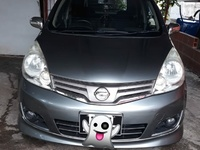 Nissan Note, 2008, PDD