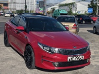 Kia Optima, 2016, PDM