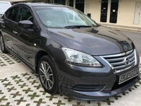 Nissan Sylphy, 2017, RoRo