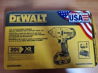 New DeWalt Impact Wrench