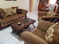 3 piece living room set excellent condition