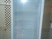 Chiller and freezer combo