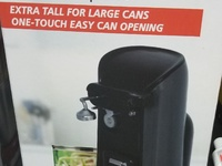 Brentwood tall can opener - New