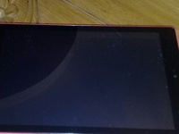 8 INCH 16 GB RED AMAZON FIRE TABLET USED