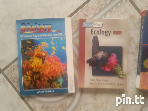 Biology for CAPE and CSEC-2