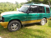 Land Rover Discovery, 2010, PCP