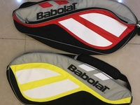 Yellow and Red Professional Tennis Bags