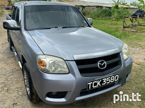 Mazda BT-50 Pickup, 2008, TCK-1