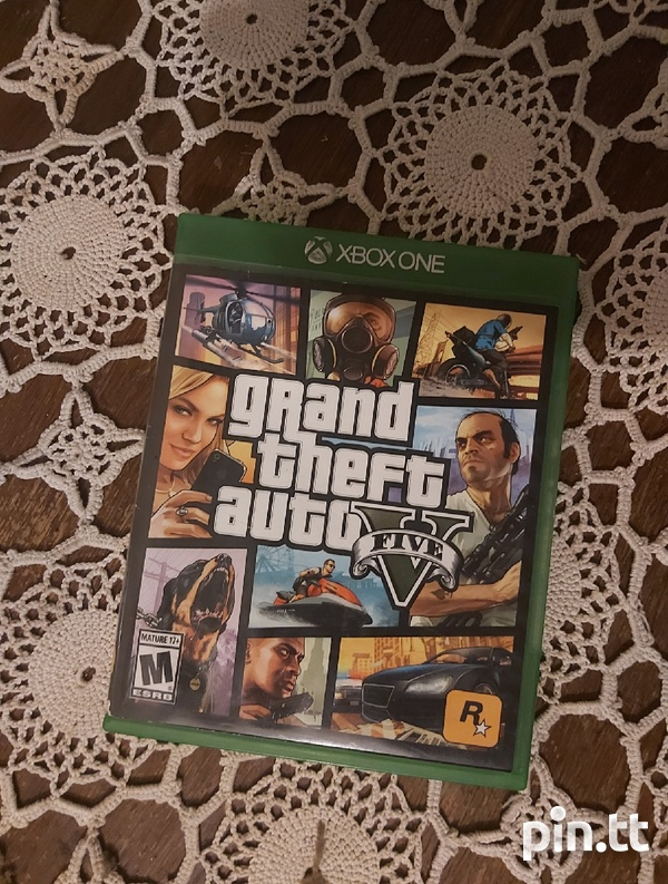 xbox one with 3 awsome games-5