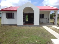 Newly Built Sangre Grande home with 3 bedrooms